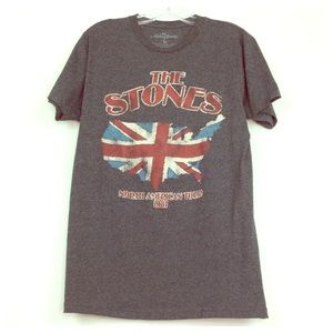 The Stones Northern American Tour 1981 T-Shirt